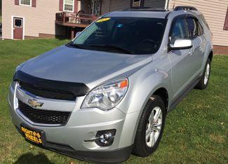2012 Chevrolet Equinox LT w2LT  city Vermont  Right Wheels LLC  in Derby, Vermont