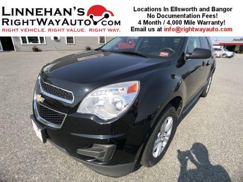 2012 Chevrolet Equinox LT w/1LT in Bangor