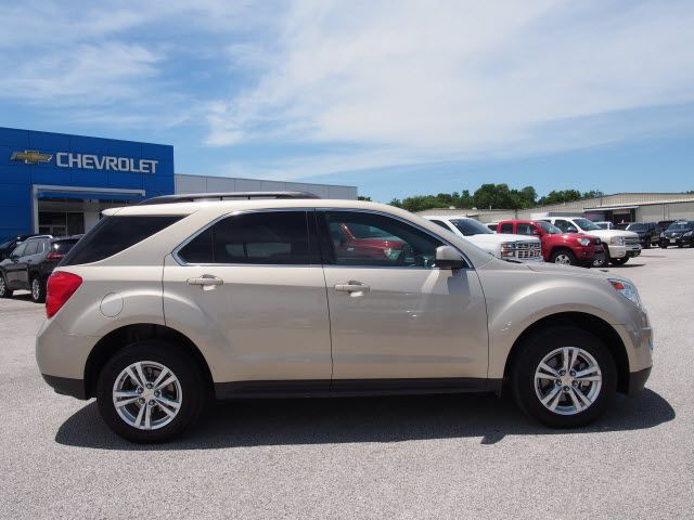 2012 Chevrolet Equinox LT w/2LT Harrison, Arkansas 4