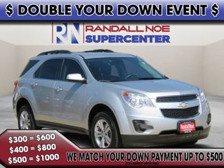 2012 Chevrolet Equinox LT w/1LT | Randall Noe Super Center in Tyler TX