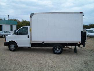 2012 Chevrolet Express 3500 Box Van w/ Lift Gate Waco, Texas 7