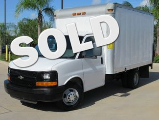 2012 Chevrolet Express 3500 Cutaway Box Truck | Houston, TX | American Auto Centers in Houston TX