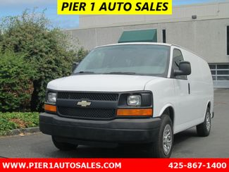 2012 Chevrolet Express Cargo Van  AWD  5.3L Seattle, Washington 1