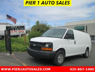 2012 Chevrolet Express Cargo Van  AWD  5.3L Seattle, Washington 13