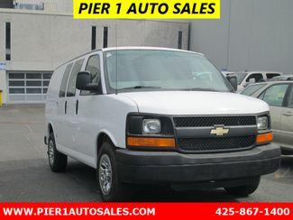 2012 Chevrolet Express Cargo Van  AWD  5.3L Seattle, Washington 15