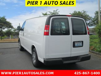 2012 Chevrolet Express Cargo Van  AWD  5.3L Seattle, Washington 19
