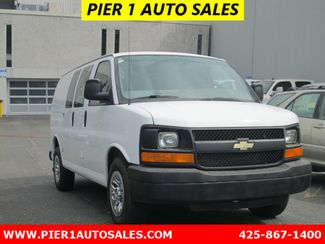 2012 Chevrolet Express Cargo Van  AWD  5.3L Seattle, Washington 2