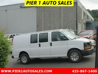 2012 Chevrolet Express Cargo Van  AWD  5.3L Seattle, Washington 3