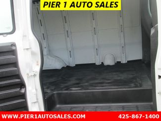 2012 Chevrolet Express Cargo Van  AWD  5.3L Seattle, Washington 4