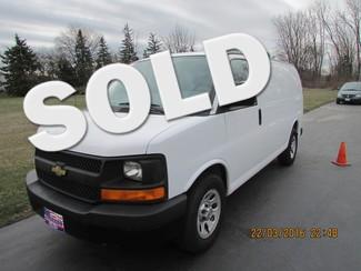 2012 Chevrolet Express Cargo Van Fremont, Ohio