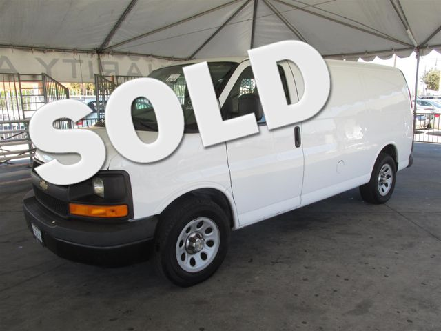 2012 Chevrolet Express Cargo Van Please call or e-mail to check availability All of our vehicle