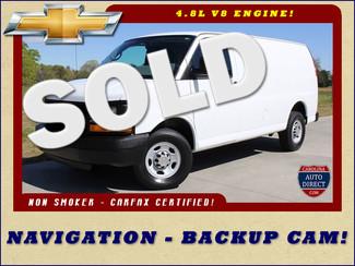 2012 Chevrolet Express Cargo Van 2500 - NAVIGATION - REARVIEW CAMERA! Mooresville , NC