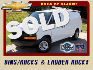 2012 Chevrolet Express Cargo Van 2500 - RACKS/BINS/LADDER RACK! Mooresville , NC
