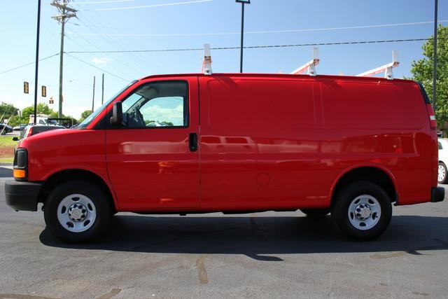 2012 Chevrolet Express Cargo Van Work Van Mooresville , NC 3