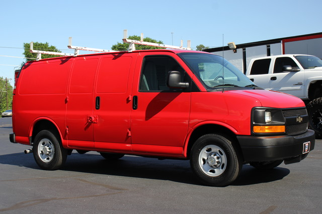 2012 Chevrolet Express Cargo Van Work Van Mooresville , NC 8