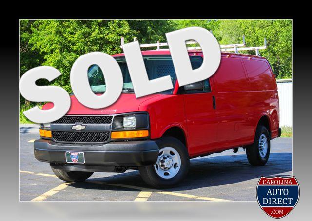 2012 Chevrolet Express Cargo Van Work Van Mooresville , NC 0