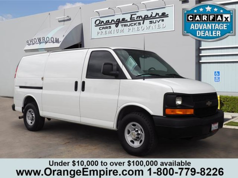 2012 Chevrolet Express Cargo Van  in Orange, CA