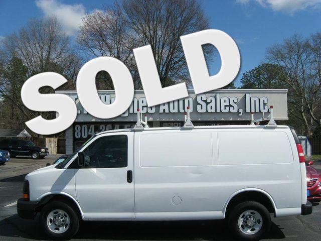 2012 Chevrolet Express Cargo Van Richmond, Virginia 0
