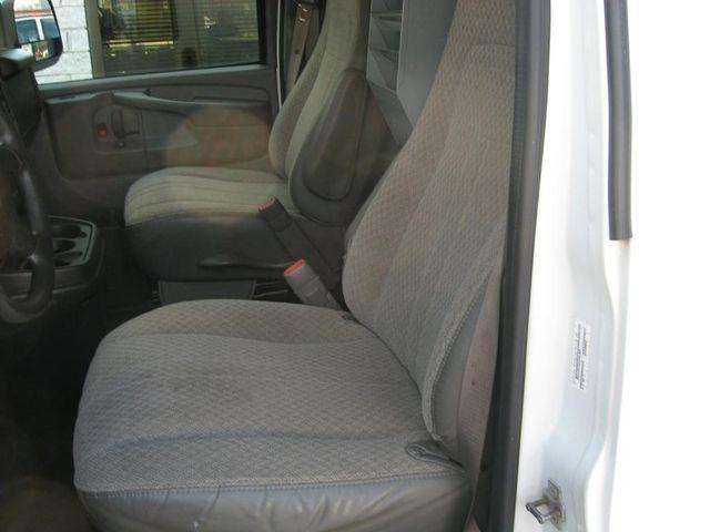 2012 Chevrolet Express Cargo Van Richmond, Virginia 10