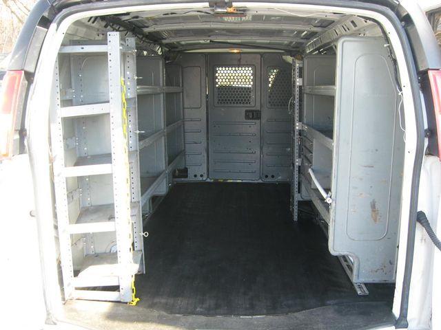 2012 Chevrolet Express Cargo Van Richmond, Virginia 11
