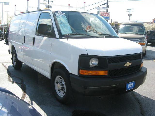 2012 Chevrolet Express Cargo Van Richmond, Virginia 3