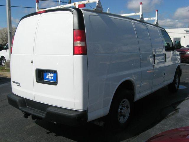 2012 Chevrolet Express Cargo Van Richmond, Virginia 4