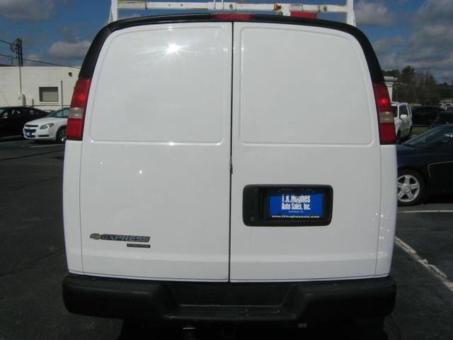 2012 Chevrolet Express Cargo Van Richmond, Virginia 5