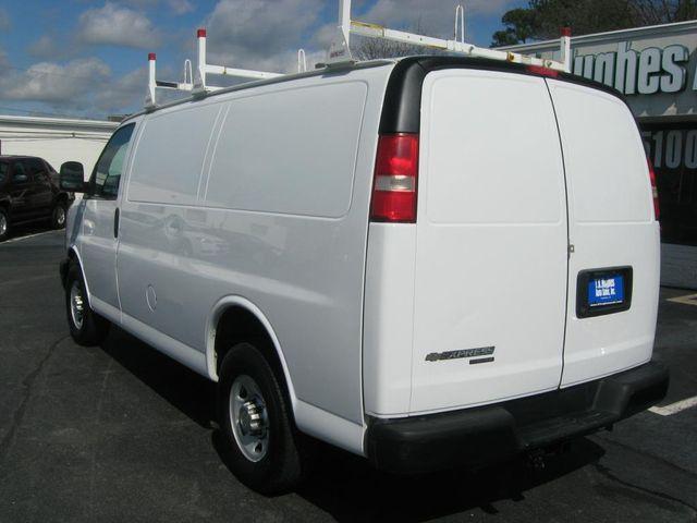 2012 Chevrolet Express Cargo Van Richmond, Virginia 6