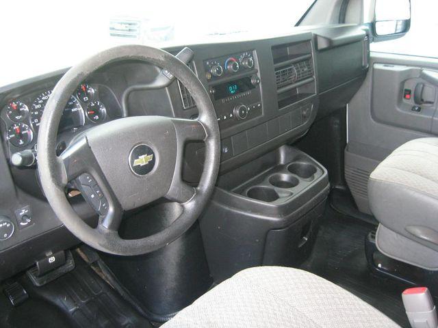 2012 Chevrolet Express Cargo Van Richmond, Virginia 7
