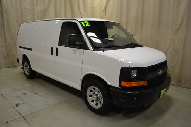 2012 Chevrolet Express Cargo Van awd All wheel drive Roscoe, Illinois 0