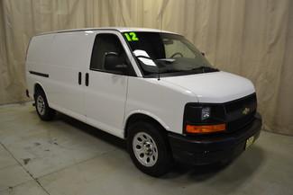 2012 Chevrolet Express Cargo Van Roscoe, Illinois