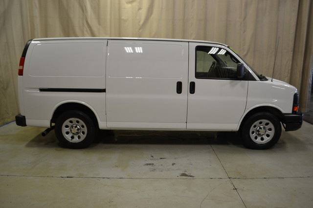 2012 Chevrolet Express Cargo Van awd All wheel drive Roscoe, Illinois 1