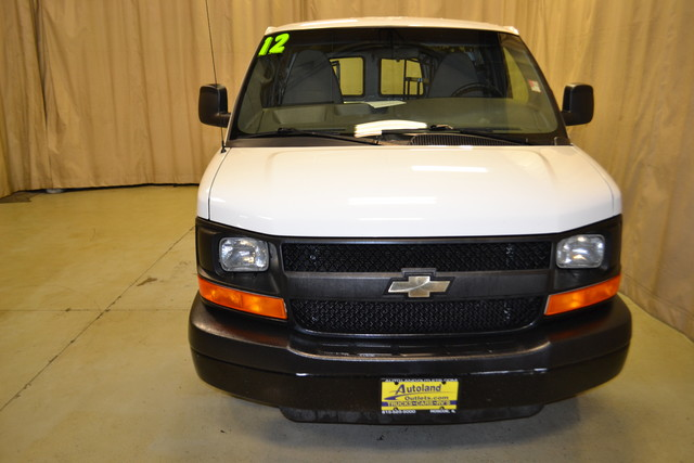 2012 Chevrolet Express Cargo Van awd All wheel drive Roscoe, Illinois 10