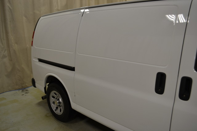 2012 Chevrolet Express Cargo Van awd All wheel drive Roscoe, Illinois 13