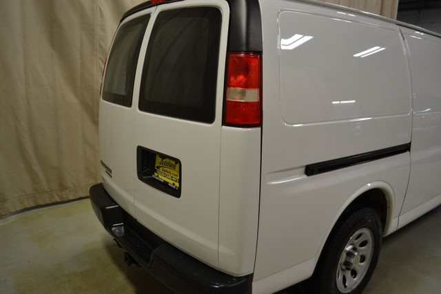 2012 Chevrolet Express Cargo Van awd All wheel drive Roscoe, Illinois 6