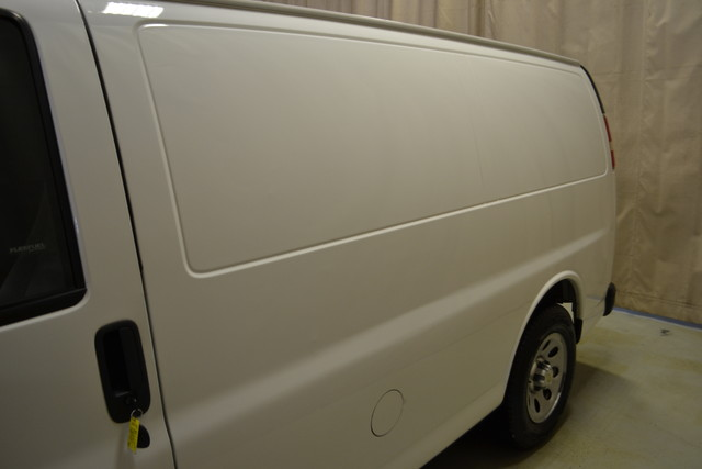 2012 Chevrolet Express Cargo Van awd All wheel drive Roscoe, Illinois 7