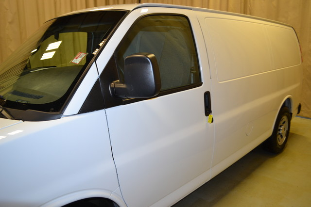 2012 Chevrolet Express Cargo Van awd All wheel drive Roscoe, Illinois 8