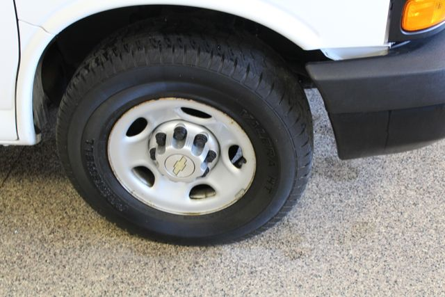 2012 Chevrolet Express Cargo Van 2500 Crago van 2500 Roscoe, Illinois 24