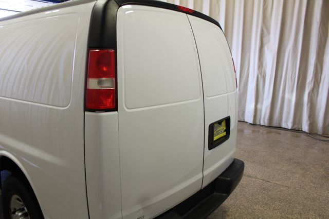 2012 Chevrolet Express Cargo Van 2500 Crago van 2500 Roscoe, Illinois 5