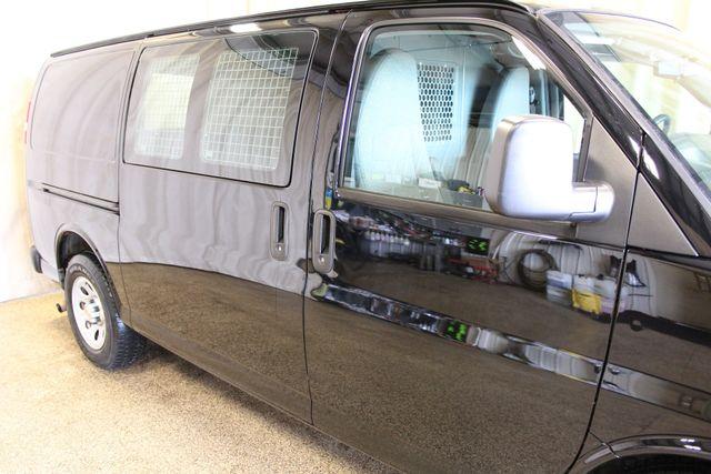 2012 Chevrolet Express Cargo Van AWD Roscoe, Illinois 10