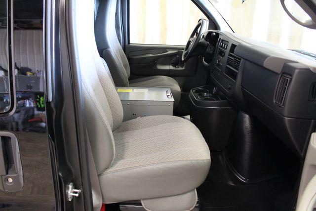 2012 Chevrolet Express Cargo Van AWD Roscoe, Illinois 16