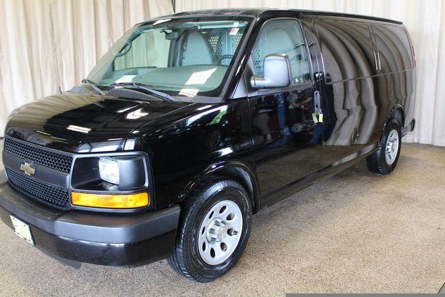 2012 Chevrolet Express Cargo Van AWD Roscoe, Illinois 26