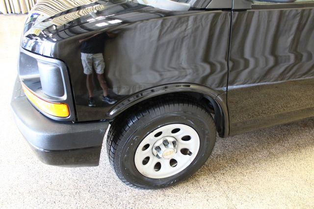 2012 Chevrolet Express Cargo Van AWD Roscoe, Illinois 7