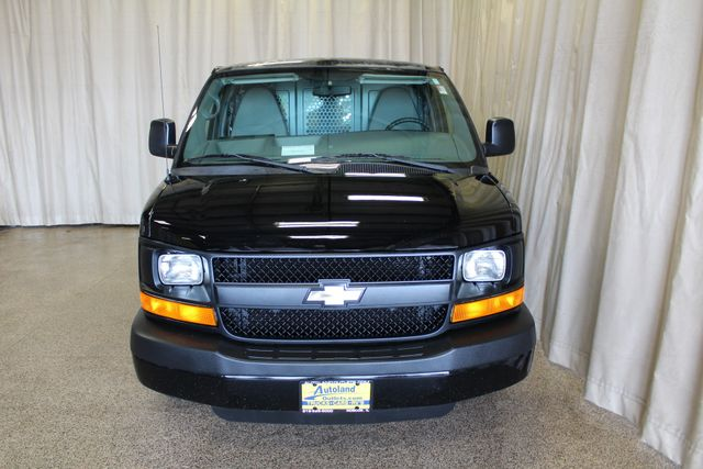 2012 Chevrolet Express Cargo Van AWD Roscoe, Illinois 8