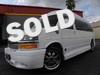 2012 Chevrolet Express Cargo Van EXPLORER LIMITED X-SE 8 RIDER $76K NEW Tampa, Florida