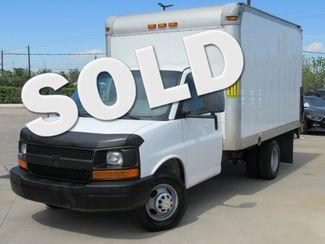 2012 Chevrolet Express 3500 Cutaway Box Truck   Houston, TX   American Auto Centers in Houston TX