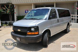 2012 Chevrolet Express Passenger 1LS | Garland, TX | Legend Motorcars in Garland