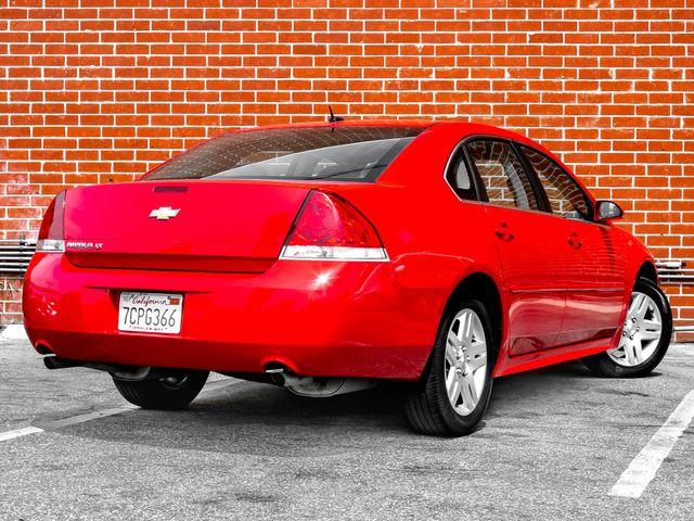 2012 Chevrolet Impala LT Fleet Burbank, CA 4