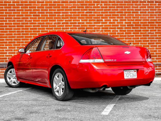 2012 Chevrolet Impala LT Fleet Burbank, CA 5
