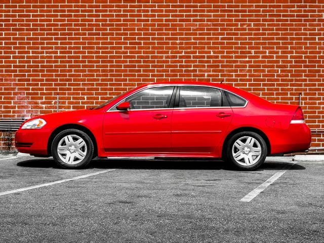 2012 Chevrolet Impala LT Fleet Burbank, CA 7